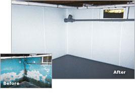 Basement Waterproofing Silverdale, WA