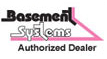 CleanSpace Northwest is an Authorized Basement Systems Dealer